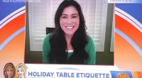 Holiday etiquette: Do's and don'ts around the holiday table {Video}