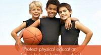 Protect physical education: Active kids do better in school