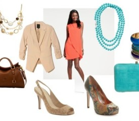 Outfit inspiration: Day to evening