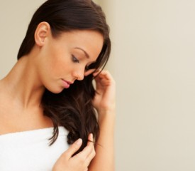 What to do with dry hair