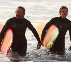 Chasing Mavericks: Movie review and trailer