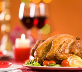 The beginner's guide to roasting a turkey {Infographic}