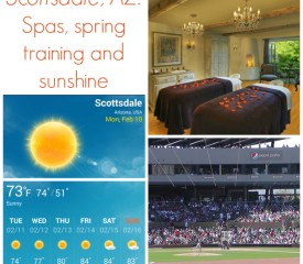 Scottsdale, Arizona: Spas, spring training and sunshine