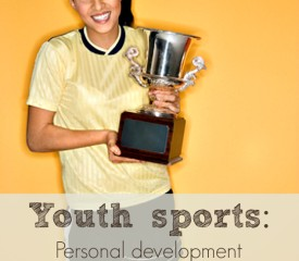 Youth sports: Personal development is the award
