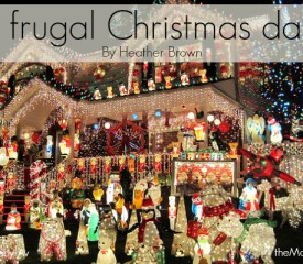 A frugal Christmas date