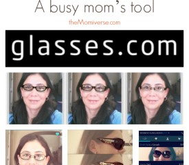 Shopping for glasses and sunglasses online – A tool for busy moms