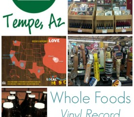 Whole Foods Vinyl Record Launch Party in Tempe