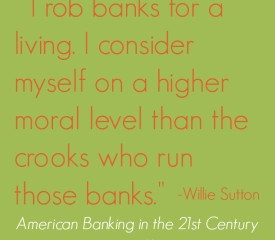 American Banking in the Twenty-First Century