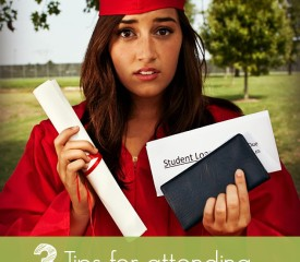 3 Tips for attending college on the cheap