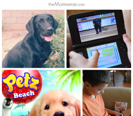 Petz Beach for Nintendo 3DS: Fun for the whole family