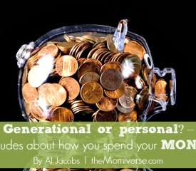 Generational or personal? – Attitudes about how you spend money