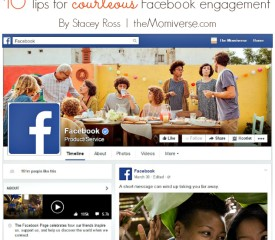 10 Tips for courteous Facebook engagement