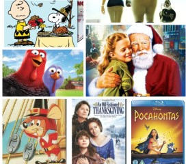10 Thanksgiving movies for families and kids