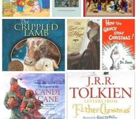 10 Christmas books for kids and families