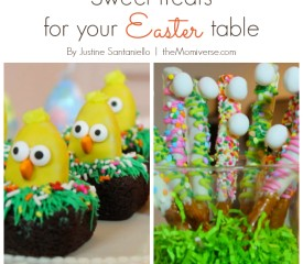 Sweet treats for your Easter table