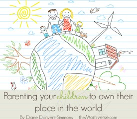 Parenting your children to own their place in the world