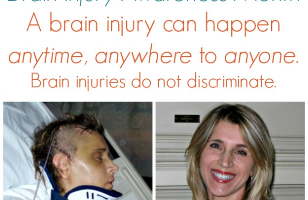 Brain injury awareness: It can happen anytime, anywhere to anyone