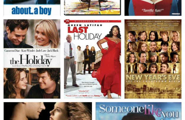 10 chick flicks with New Year's Eve scenes