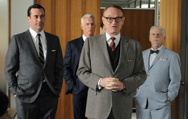 Mad Men season 5 premiere: It's a plaid, plaid world