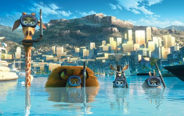 Madagascar 3: Europe's Most Wanted – Movie review