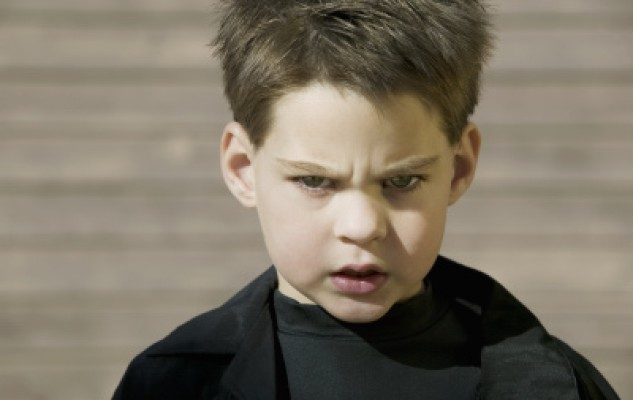 Five tips to help you cope with a defiant child