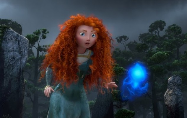 Brave: Movie review