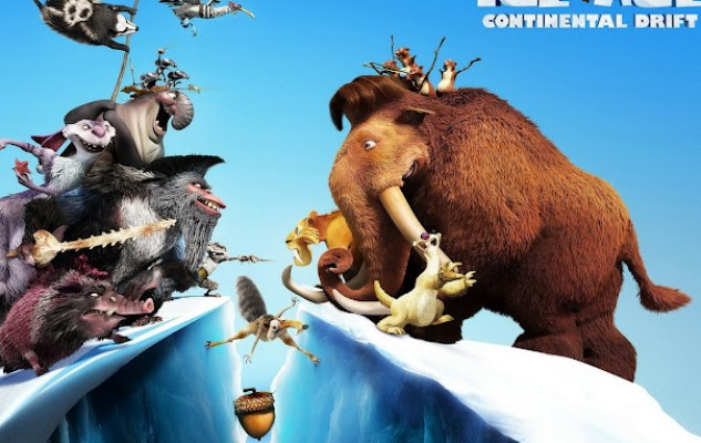 Ice Age: Continental Drift – Movie review