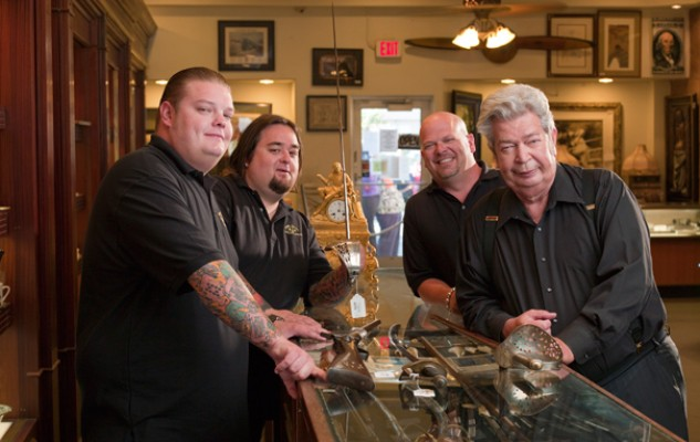 Pawn Stars: A history lesson in every episode