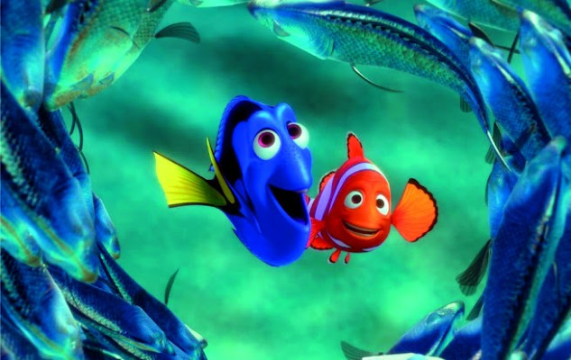 Finding Nemo 3D brings the ocean and story to life