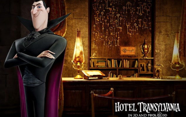 Hotel Transylvania: Finding your own way in the world