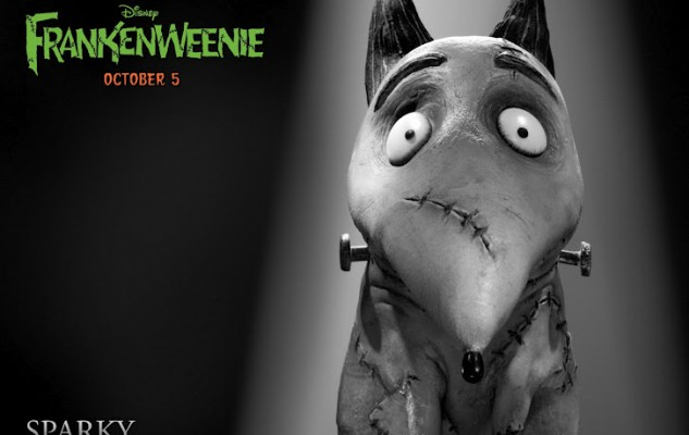 Frankenweenie: Movie review and trailer