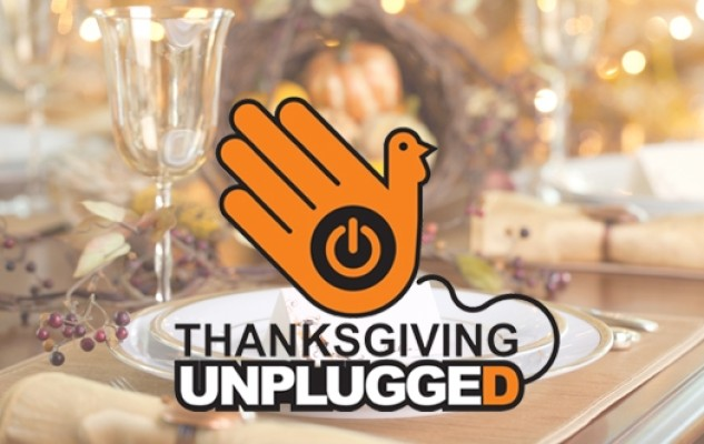 Thanksgiving Unplugged: Digitally disconnect and spend time with loved ones