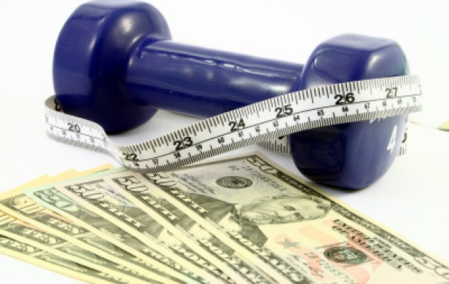 Weight and money: Achieve your goals in five simple steps