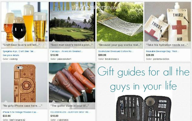 Gift guides for all the guys in your life