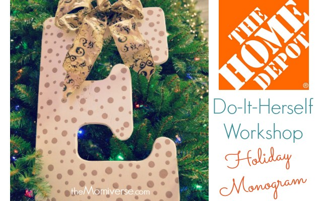 The Home Depot Do-It-Herself Workshop #DIHworkshop