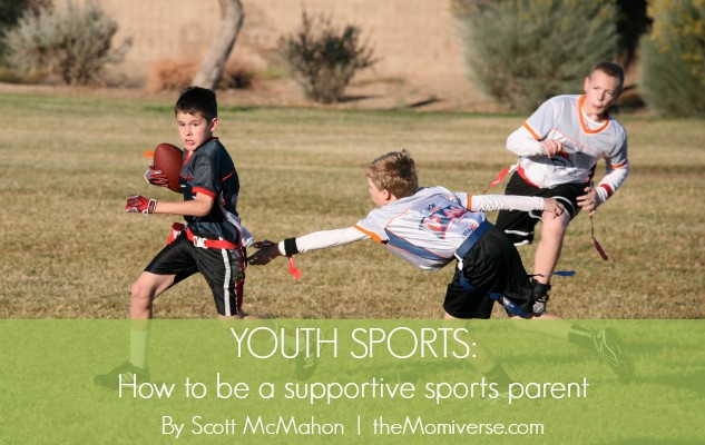 Youth sports: How to be a supportive sports parent