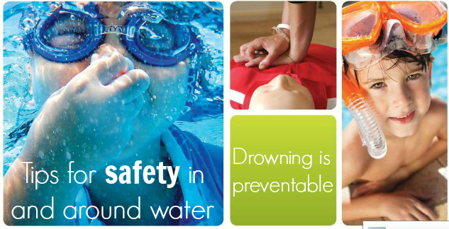 Drowning is preventable! Tips for safety in and around water | The Momiverse
