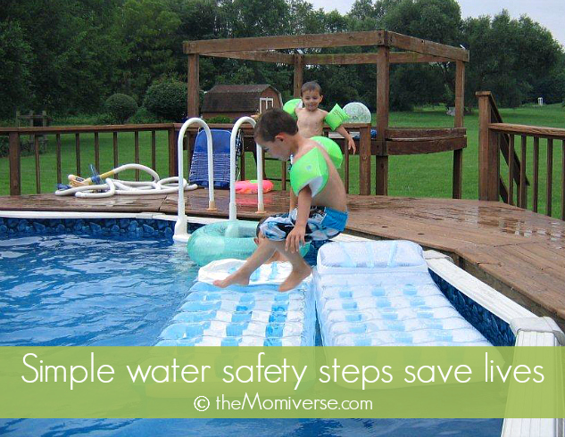 Simple water safety steps save lives | The Momiverse