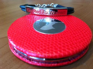 GoRed Bracelets & Compacts