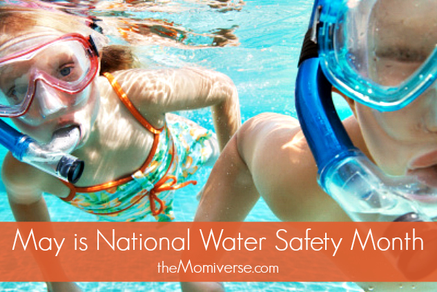 MomiverseTV: May is National Water Safety Month | The Momiverse
