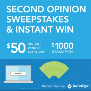 Invisalign Instant Win Second Opinions | The Momiverse