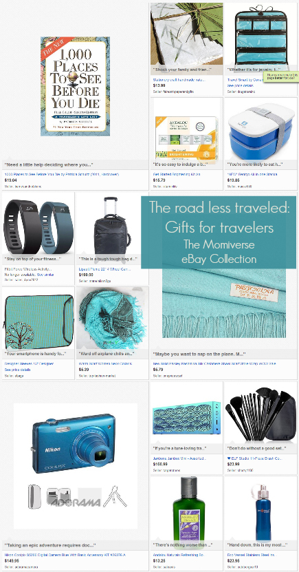 Explore The road less traveled - Gifts for travelers collection on eBay | The Momiverse | eBay Collection