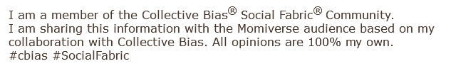 Collective Bias® Social Fabric® Community | The Momiverse | Disclosure