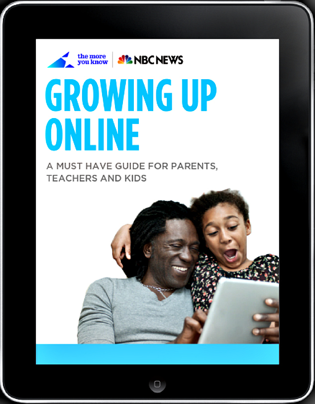 Growing Up Online by NBCUniversal | Five ways to help your kids stay safe online | The Momiverse