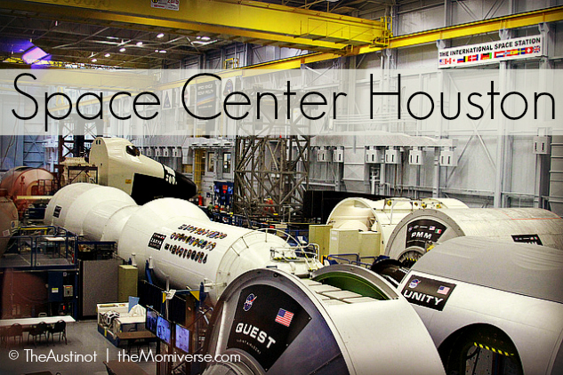 Space Center Houston | The Momiverse | Flickr Photo by TheAustinot | Article by Patti Morrow