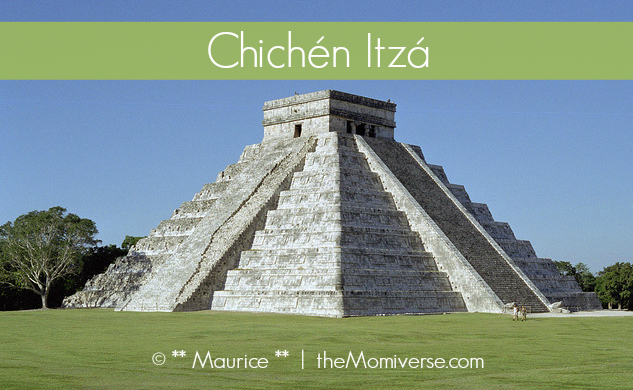 Chichén Itzá | The Momiverse | Photo by Maurice, Flickr