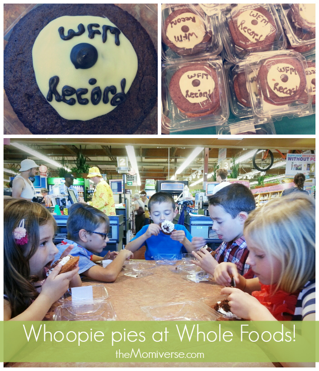 Whoopie pies at Whole Foods Market | The Momiverse