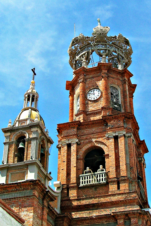Lady of Guadalupe Cathedral | Puerto Vallarta | Photo by Larry Myhre