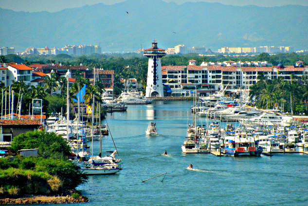 Puerto Vallarta marina | Photo by Eric B.