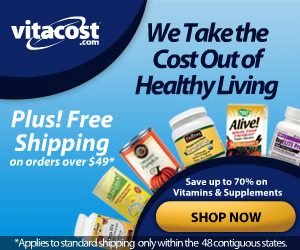 Vitacost - Take the cost out of healthy living